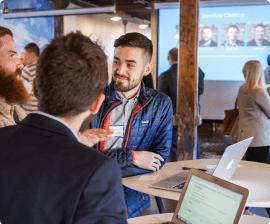 Devmountain employer event