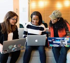 Bridge the gap scholarship students